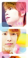 Lee Donghae by nympha-nora