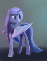 Luna sketch by khyperia
