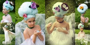 Arda's Iron Wig Contest - Final Round Entry 2 of 3 by xHee-Heex