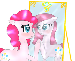 The magic mirror by Phinbella02