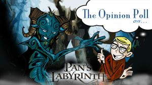 Opinion Poll Title Card: Pan's Labyrinth by JeremyHovan81