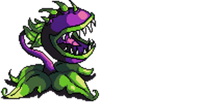Plants VS Zombies: Chomper by ThumbzDown