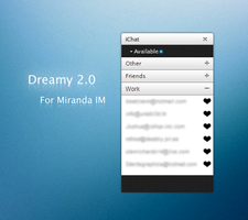 Dreamy 2.0 For miranda by Hard-Destiny