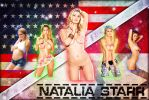 Sexy Natalia Starr Wallpaper by SexyNudeWallpapers