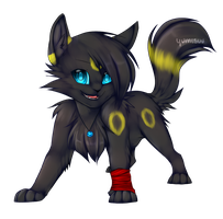 COM - { Umbreon } by yumisuu