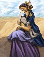 Mayflower and Saul - Mother and Son by TheLivingShadow