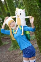 Adventure time - Fionna by kyoko30623