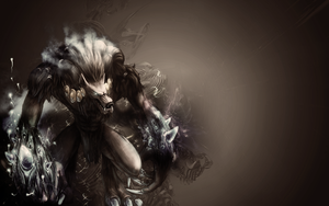 The Beast Wallpaper 2 by FatalAxis