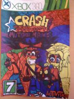 Crash bandicoot mutation madness by Fox-On-Fire