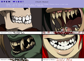 Filled Teeth meme by AstroZerk