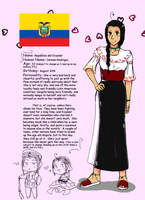 Ecuador Ref by onewithrussia