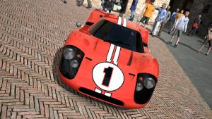 Ford Mark IV Race Car 1967 by zandor95