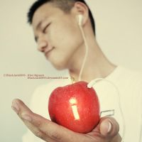 Apple iPod by BlackJack0919