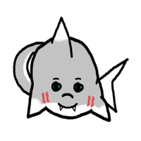 Free Sharky Adopt Thing - Adopted by Feralx1