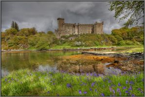 Dunvegan Castle by Rebacan
