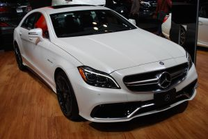 MERCEDES-BENZ CLS63 AMG S (I) by HardRocker78