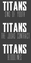 Back to DC~~ Titan Project :) by benshark92