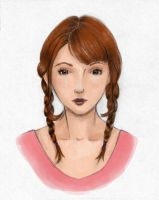 January girl by Lucis7