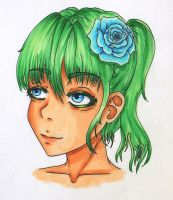Copic practice by SureIAm