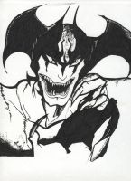 Devilman by scifo