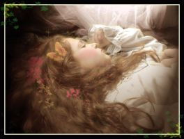 beauty asleep by lisa-marie