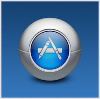 AppStore icon by D1m22