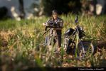 The Walking Dead - Daryl on his guard... by Luna-Nera-x