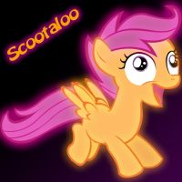 Scootaloo! by KartDasher