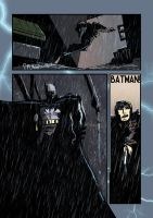 Batman : The chase by Rathan-Marxx