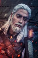 Geralt of Rivia by Baku-Project