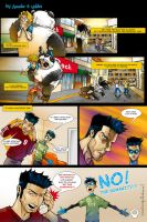 Living with Shine Ch 70 by nelos