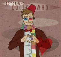 Fandomstuck: Doctor Who by Laknea