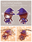 Charms: Wadanohara by Haiyun