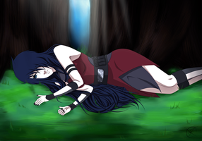 Bed Of Grass by xXxKaTyChanUchihaxXx