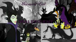 Maleficent by iBrizzy