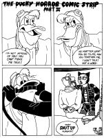 The Ducky Horror Comic Strip, Page 8 by Negaduck9
