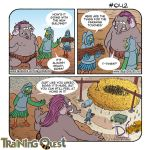 Training Quest #042 by lastbeach