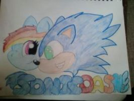 sonic dash my style by superdupertails