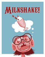 Milkshake makes the world go.. by Kegg