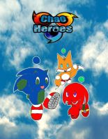Chao Heroes by Sonictrainer