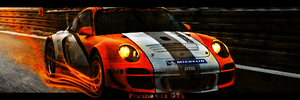 Porshe 911 GT3 signature by Mocz