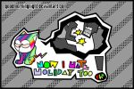 popo hate holiday too by goodmorningnight
