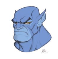 Panthro Quickie by Chadwick-J-Coleman