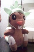 Chespin Plush by Miiroku