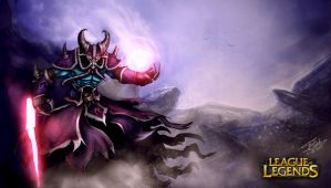 Kassadin: The Silent Storm by DarkRaven1988