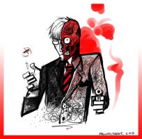 I Believe in Harvey Dent by Lascaux