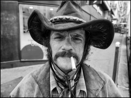 The sheriff of Montmartre by SUDOR