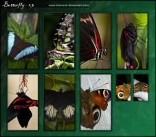 [PACK] Butterfly-1.3 by kismuntr