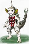 The Monster of Too-Strict Mothers, Mamagon by kaijukid