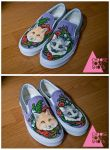 Fox Shoes by mburk